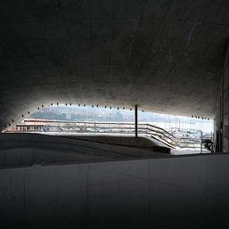 Stazione Marittima di Salerno Zaha Hadid