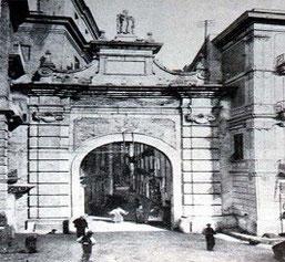Porta Nova 1754
