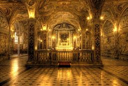 Cripta S. Matteo Duomo di Salerno