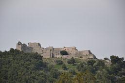 Castello Arechi di Salerno