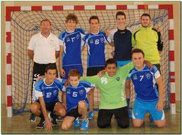 -16 garçons championnat départemental