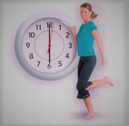 Los beneficios de andar dos minutos