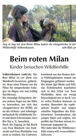 Wochenblatt Singen, 23.4.2014