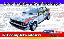 LANCIA DELTA 16V MARTINI (1990)
