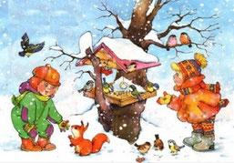 Pakalbėkim apie žiemą