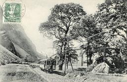540-007 Verlag Sidney Semadeni, Karte gelaufen am 29.6.1909. Sammlung Jeremy Rayner