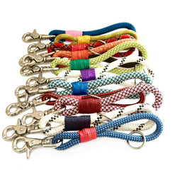 Schlüsselanhänger von Perlen vor die Hunde