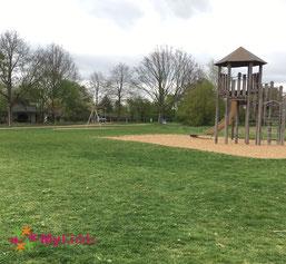 Spielplatz im Bürgerpark Darmstadt