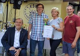 Platz 1: Josef Steininger