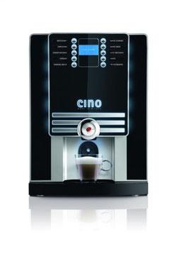 Servomat Steigler Kaffeemaschine Cino Grande in den Versionen Plus, Pronto & Professionale erhältlich.