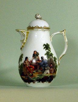 Kanne KPM-Berlin, um 1770