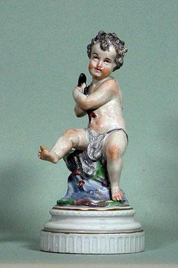 """""""Das Wasser"""" Porzellanfigur, Ludwigsburg, um 1795/97"""