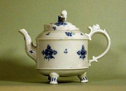 Teekanne, Ludwigsburg um 1793/95