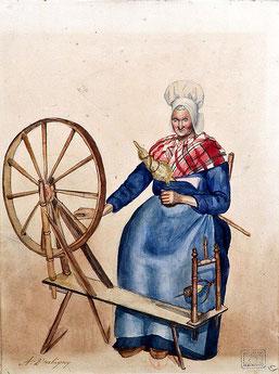 Amelie d´Aubigny (1793 – 1861)