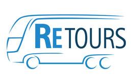 RETOURS Busunternehmen Firmenlogo