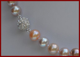 L'enfilage des perles