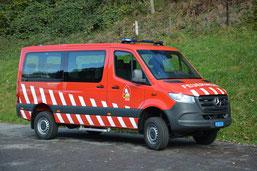 Mannschaftsbus, LU 236 742