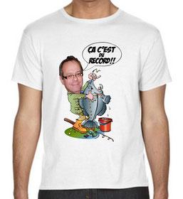 tee shirt a offrir a un pecheur