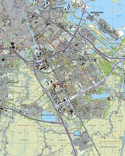Nieuwe Oosterbegraafplaats Amsterdam