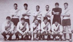 La Polisportiva Corigliano (1966-67)