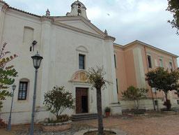 """2016 La chiesa di S. Anna e l'Ospedale """"G. Compagna"""" (foto di Giorgio De Rosis)"""