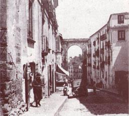 Inizi anni '40 Via Roma