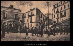 Anni '30 Piazza del Popolo (Acquanova)