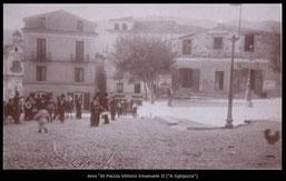 Fine anni '20 Piazza Vittorio Emanuele