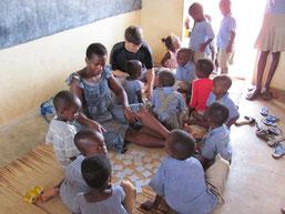 Jonas im Kindergarten