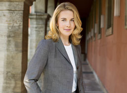 Unsere Spitzenkandidatin zur Bundestagswahl: Linda Teuteberg (Foto: Karoline Wolf, Bildhaus Potsdam)