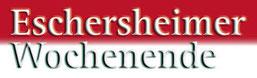 News zum Eschersheimer Wochenende