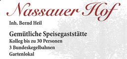 Nassauer Hof - Gaststätte Heddernheim