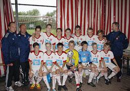 1. FC Nürnberg - Sieger des 12. Fraport Cups