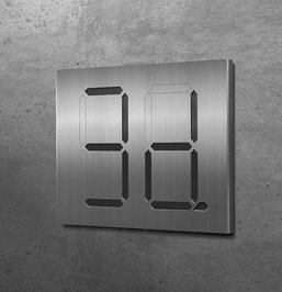 zweistellige Segment-Hausnummern