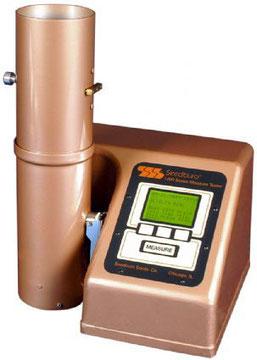 Analizador de humedad en granos de meza 1200D