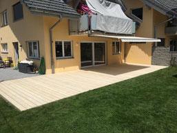 Terrassenboden Accoya  Langnau