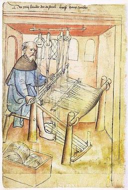 Weber, ca. 1425