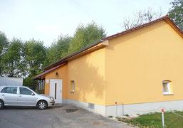Sanierung eines Jugendclubs - in Crimmitschau OT Mannichswalde