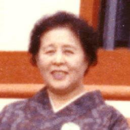 3代目 妻 宮崎 清子