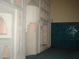 petite salle latérale...