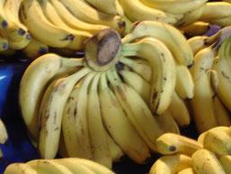 et de bananes