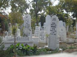 cimetière de Konya