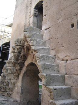 la mosquée intérieure