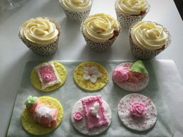 Cupcake Aufleger