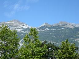entre Chur et Reichenau