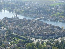 vue sur Stein am Rhein