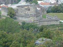vue sur Montebello