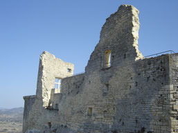 le château de Sade