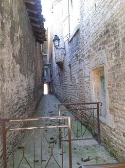 rue du Passage Etroit