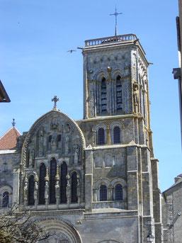 façade ouest, remaniée au XIXème siècle